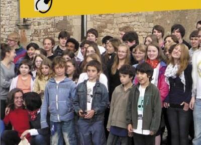 Zupfer-Kurier Titelbild Gitarrenorchester in Barcelona